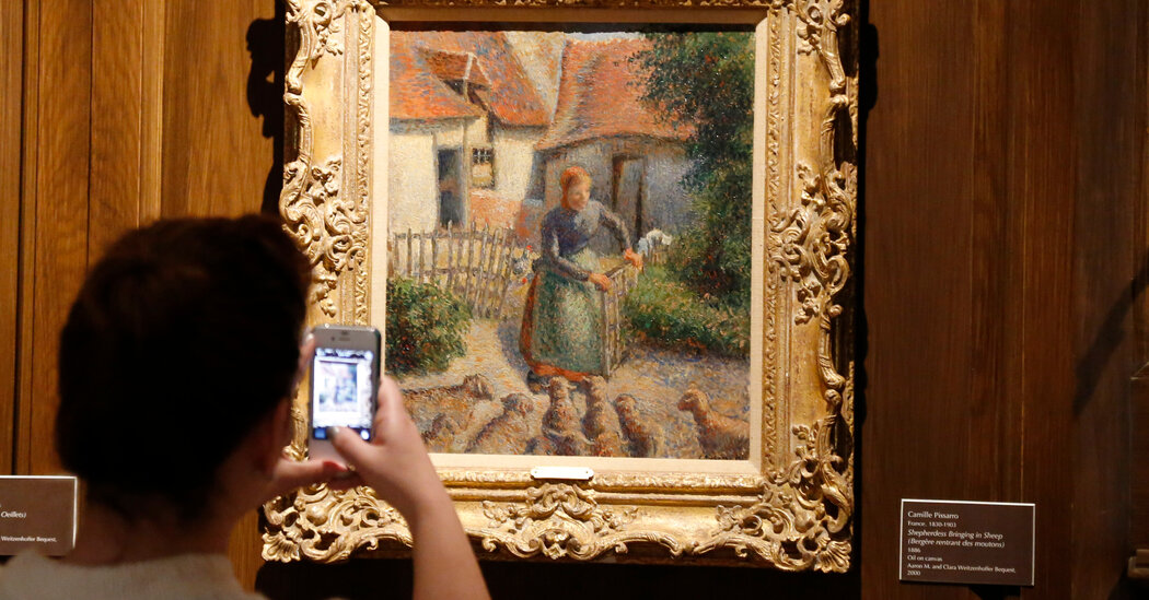 Dispute Over Pissarro Painting Looted by Nazis Is Back in Court