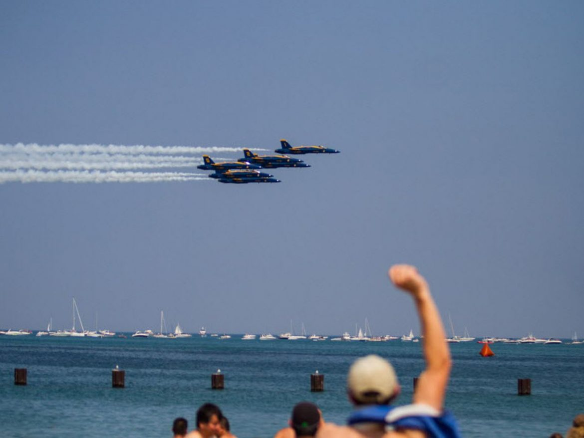 No funding for Taste of Chicago or Air and Water Show in 2021, top mayoral aide says