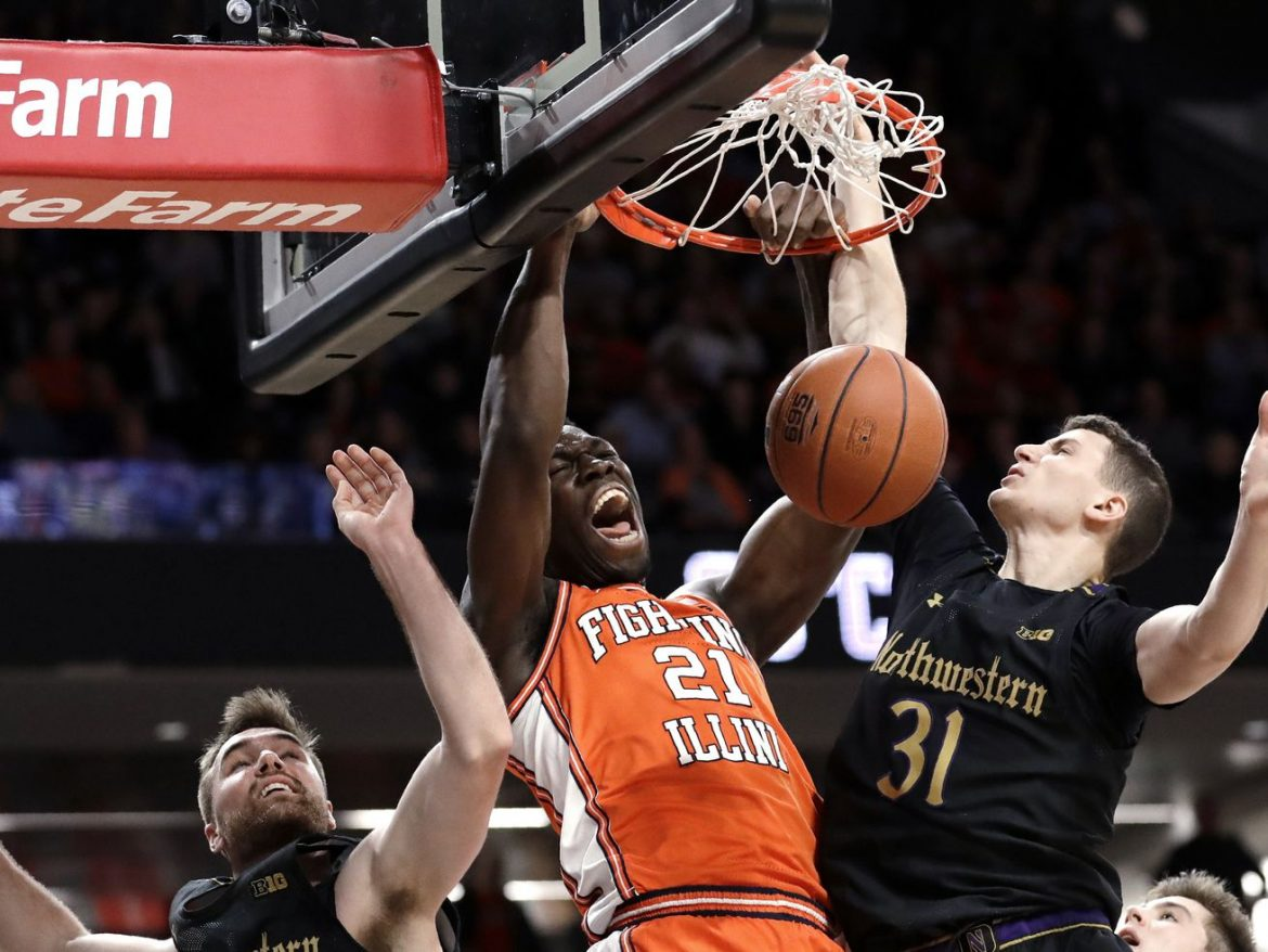 No. 8 Illinois has high goals with stars' return