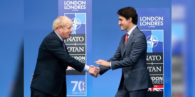 UK agrees interim trade deal with Canada amid Brexit uncertainty