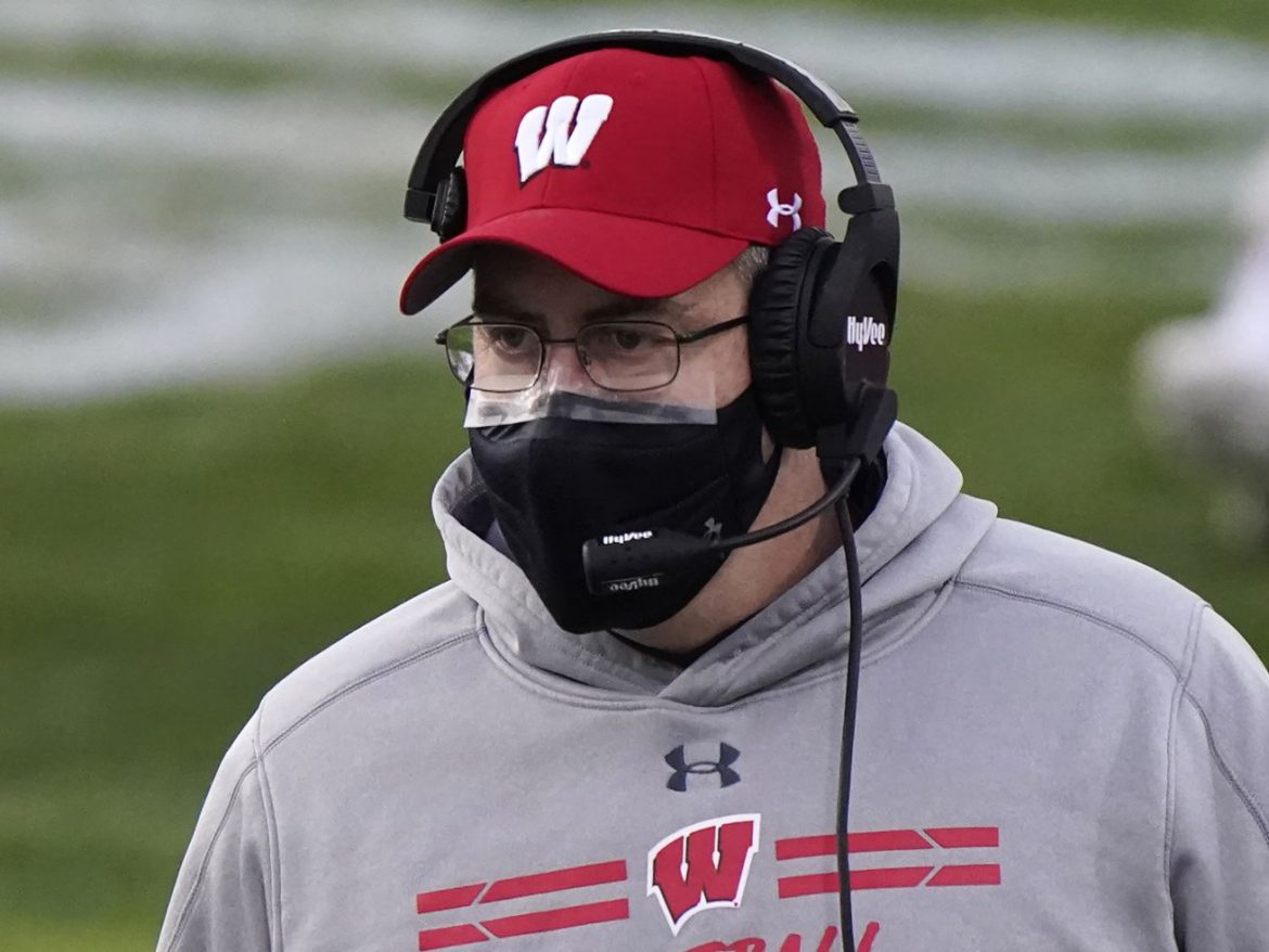 Wisconsin likely won't qualify for Big Ten title after latest coronavirus cancellation