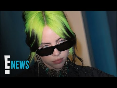 Billie Eilish Ditches Face Filters in Hilarious TikTok Video | E! News