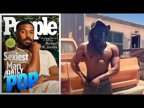 Michael B. Jordan Is People's Sexiest Man Alive | Daily Pop | E! News