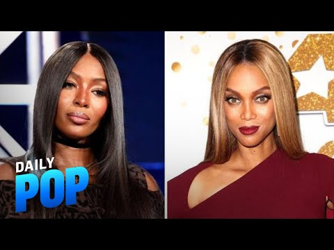 """Naomi Campbell Hints That Tyra Banks Is the """"Real Mean Girl"""" 