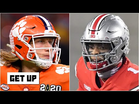 Breaking down NFL expectations for Trevor Lawrence & Justin Fields | Get Up