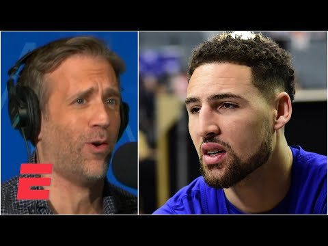 'Such a nightmare' – Reacting to Klay Thompson's season-ending Achilles tear | Max Kellerman Show