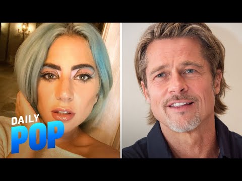 "Lady Gaga to Star Alongside Brad Pitt in ""Bullet Train"" 