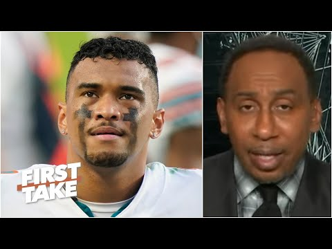 Is Tua Tagovailoa the real deal? Stephen A. isn't convinced yet   First Take