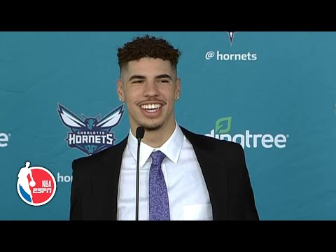 LaMelo Ball on Michael Jordan playing his dad: 'We know how it would turn out' | NBA on ESPN