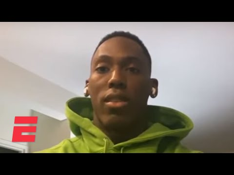 Wayne Gallman on his breakout season with the Giants | Monday Tailgate