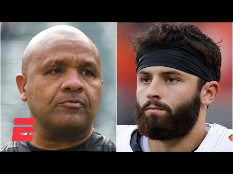 Hue Jackson on Baker Mayfield's progress with the Browns | KJZ