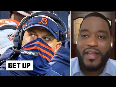 The Bears are the kitty-cats of the Midway! – Damien Woody | Get Up