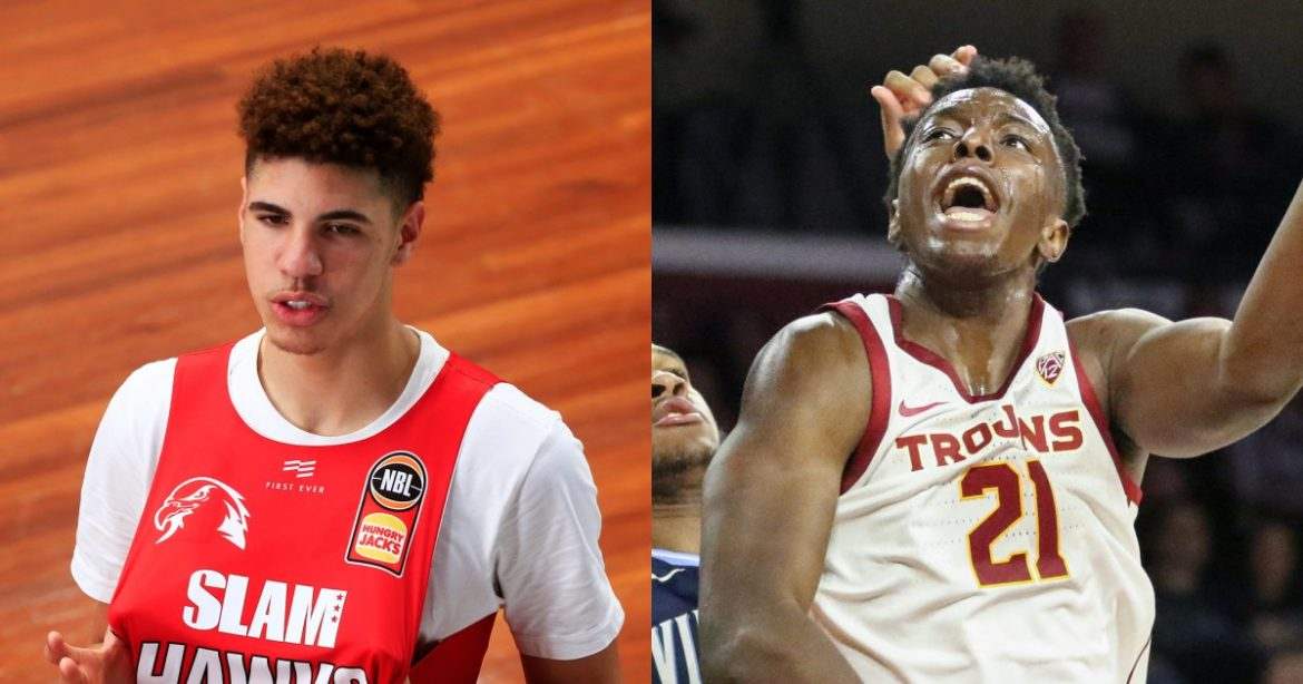 Chino Hills is first school to have three former teammates among NBA draft lottery picks