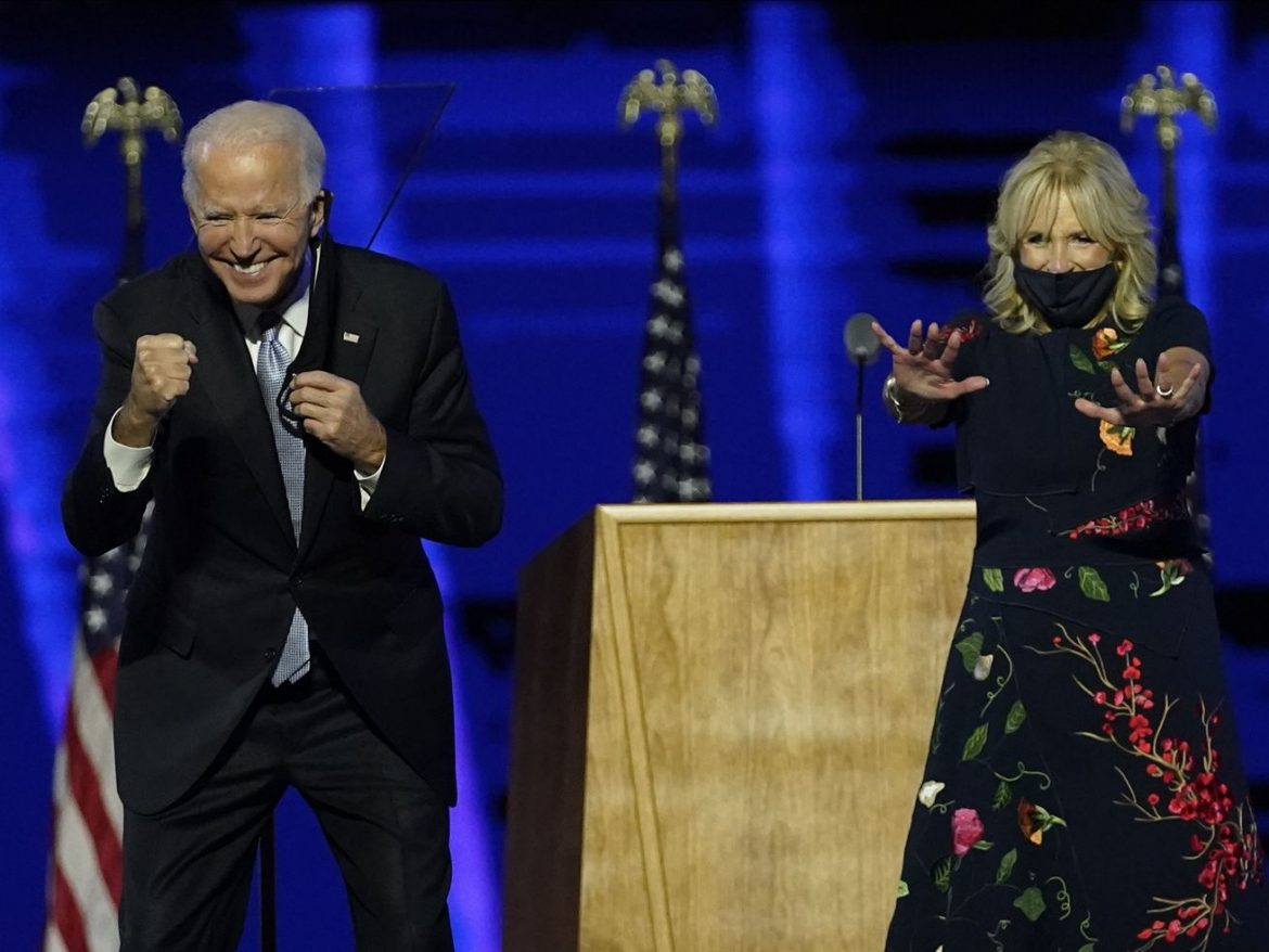 Biden will move swiftly to assemble his administration