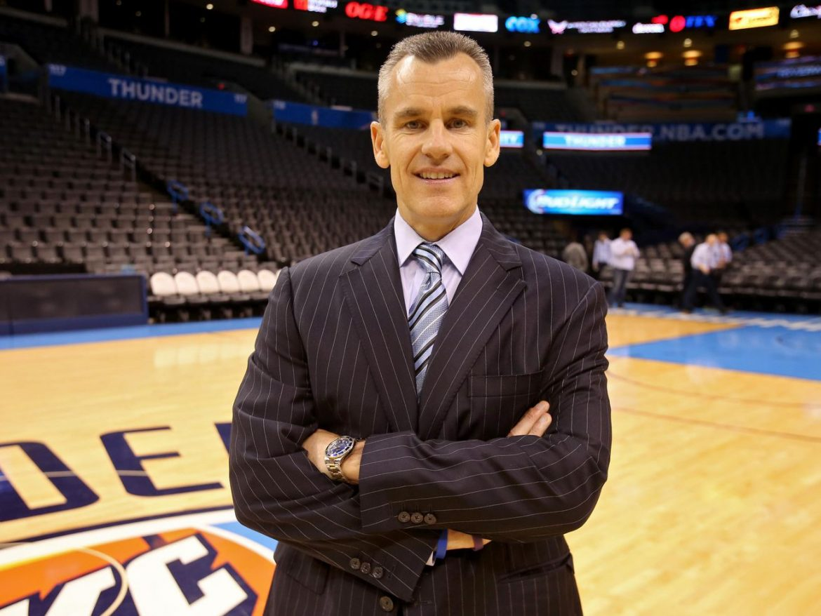 The Bulls and Billy Donovan will see OKC once preseason play begins