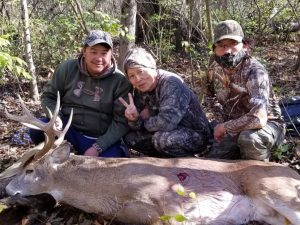 "Big buck, family, memories: Bruce Vang succeeds on an ""old guy"" buck"