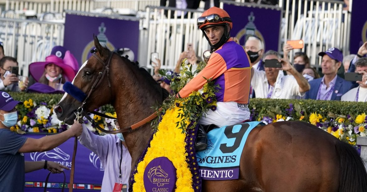 Kentucky Derby and Breeders' Cup Classic winner Authentic retires from racing