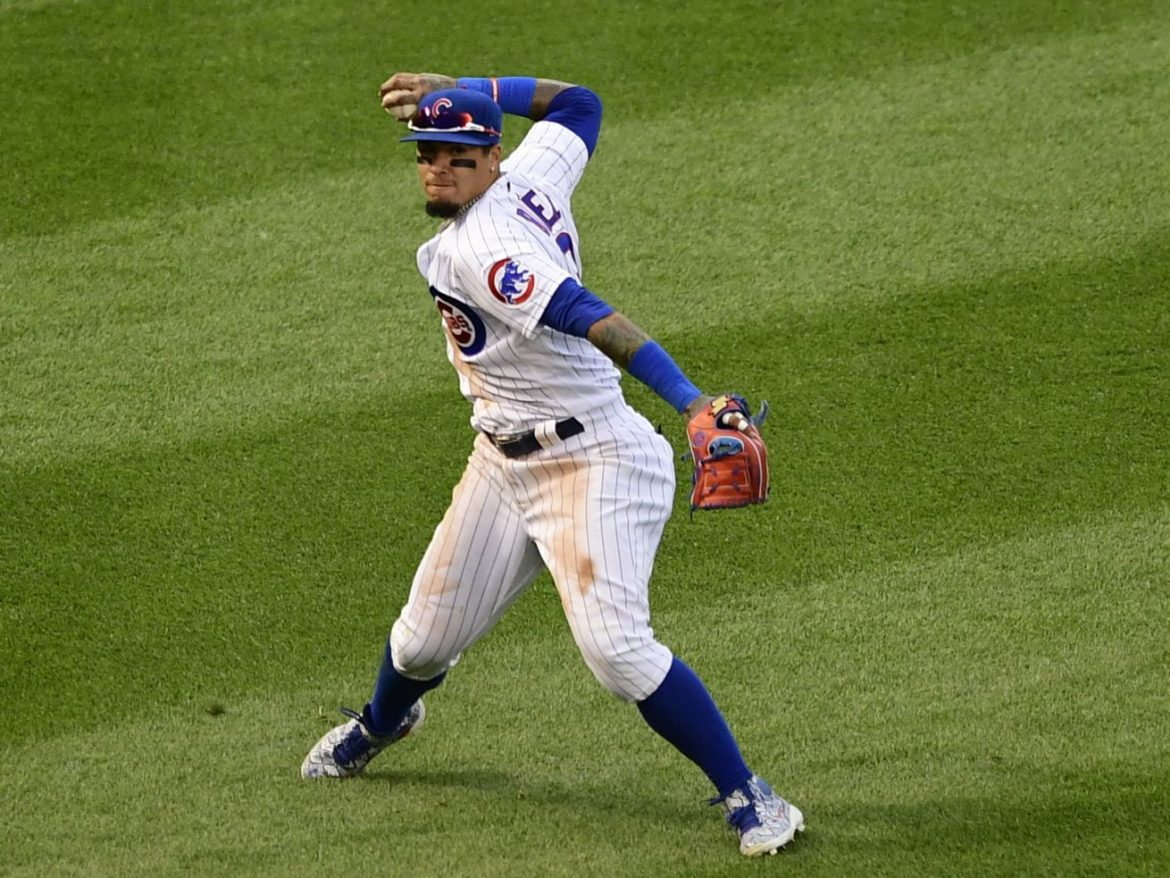 Cubs' Javy Baez and Anthony Rizzo win Gold Glove Awards