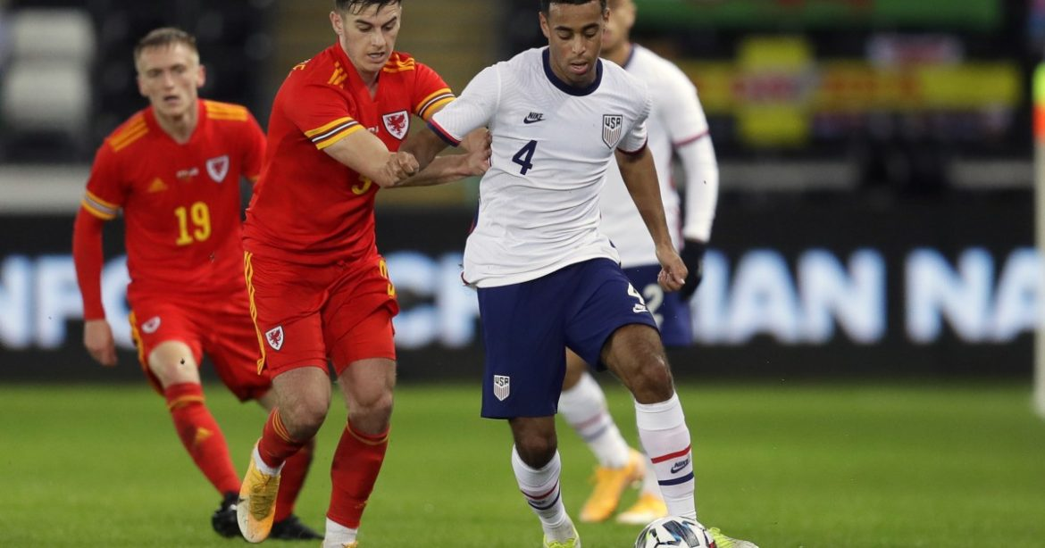 U.S. men's soccer team offers hope for the future in 0-0 draw with Wales