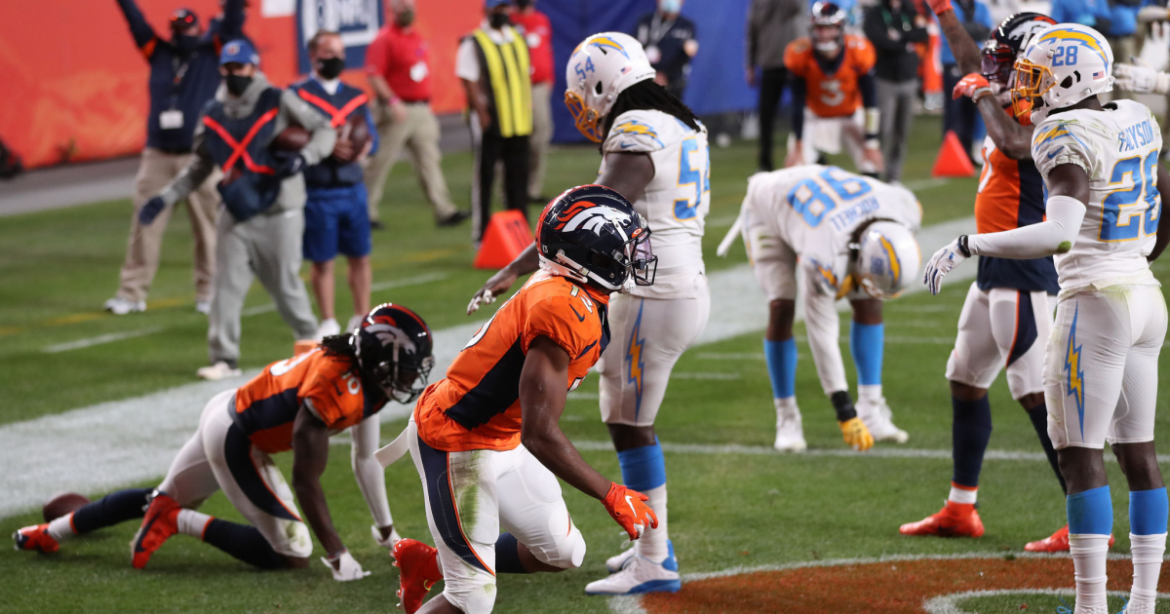 How did Chargers lose another heartbreaker? Let's look at the last drive
