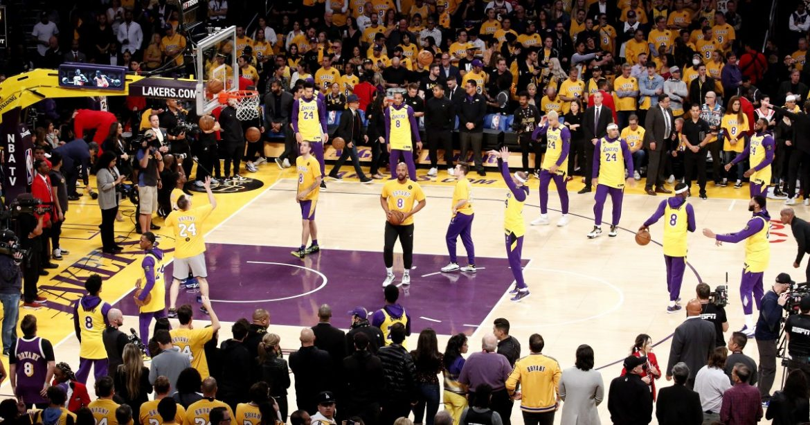 No fans expected at Staples Center until further notice
