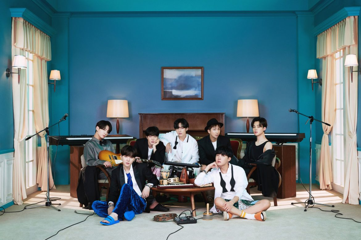 BTS aims to prove 'Life Goes On' despite COVID-19 with new music