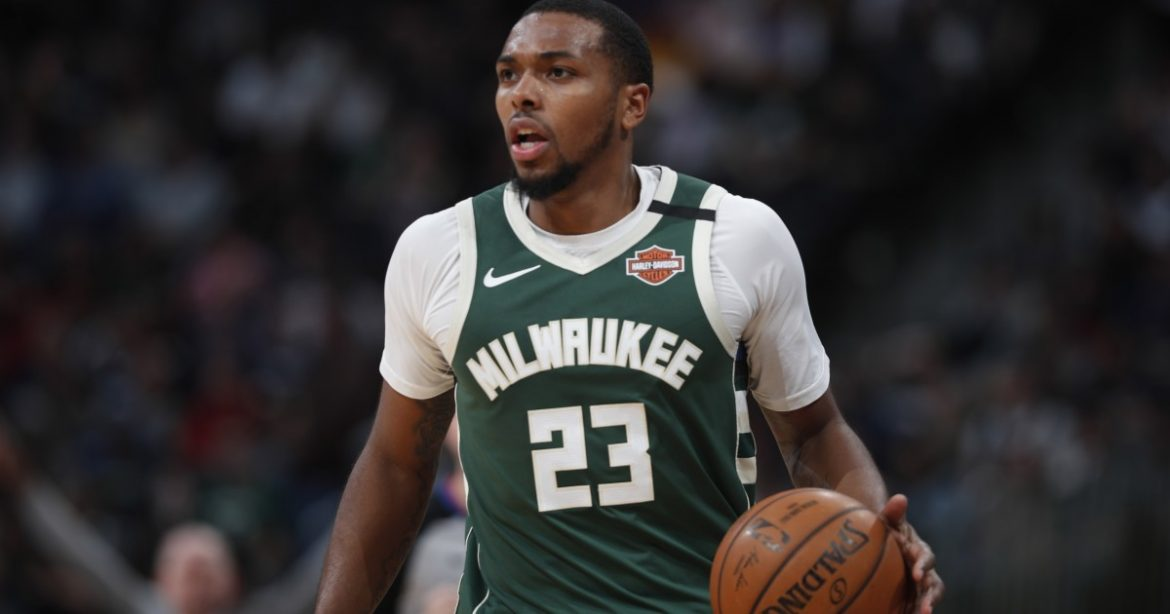 Bucks' Sterling Brown settles suit over arrest that began with parking ticket, ended with takedown
