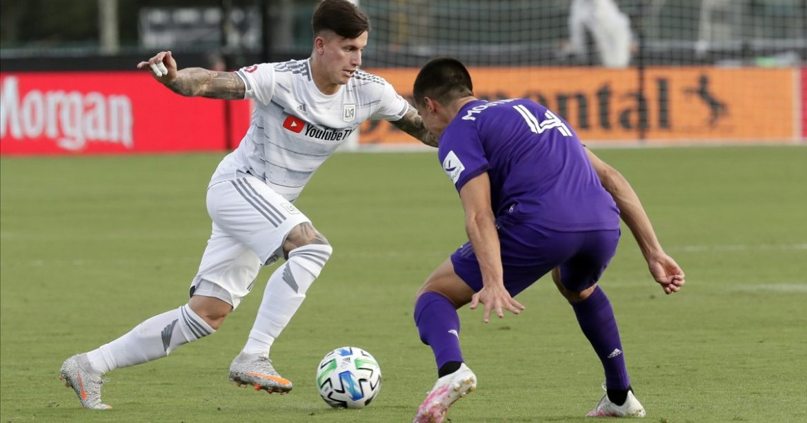 Fourth LAFC international player, Brian Rodríguez, tests positive for coronavirus