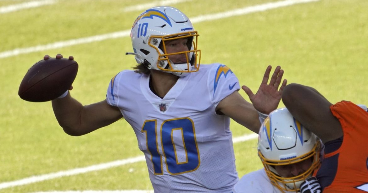 Chargers vs. Raiders matchups: L.A. aims to give Justin Herbert lots of time to throw