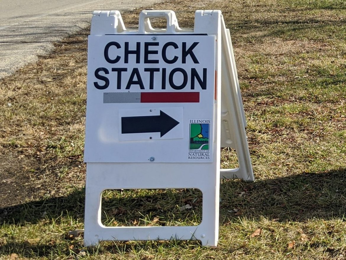 Illinois deer hunting: Protocols for the CWD deer check stations during firearm seasons announced