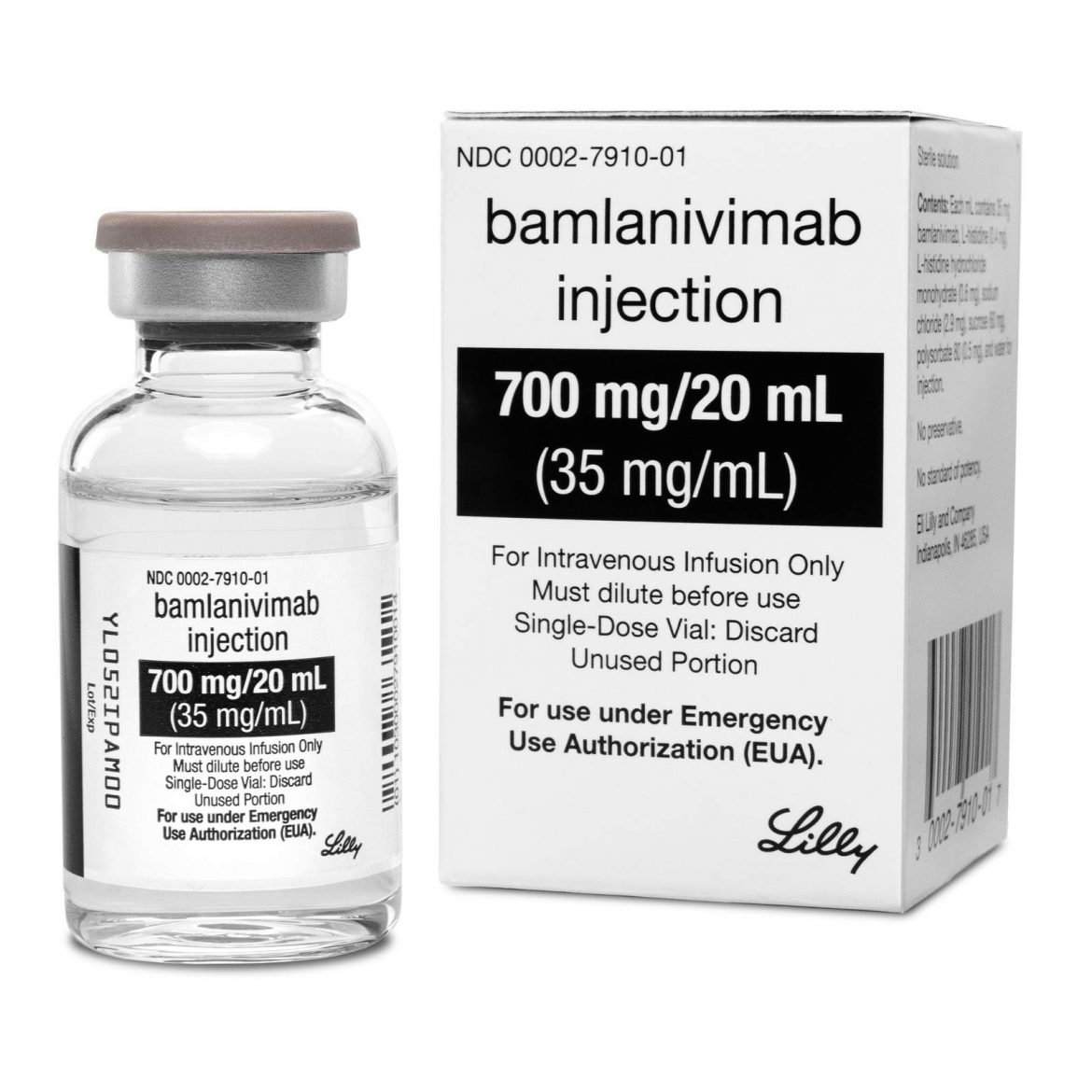 US allows 1st emergency use of a COVID-19 antibody drug