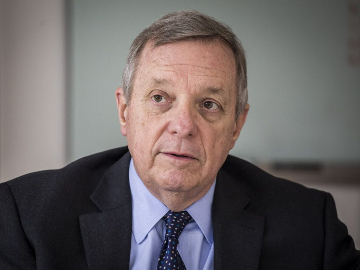Sen. Dick Durbin wins reelection, according to the Associated Press  (LIVE UPDATES)