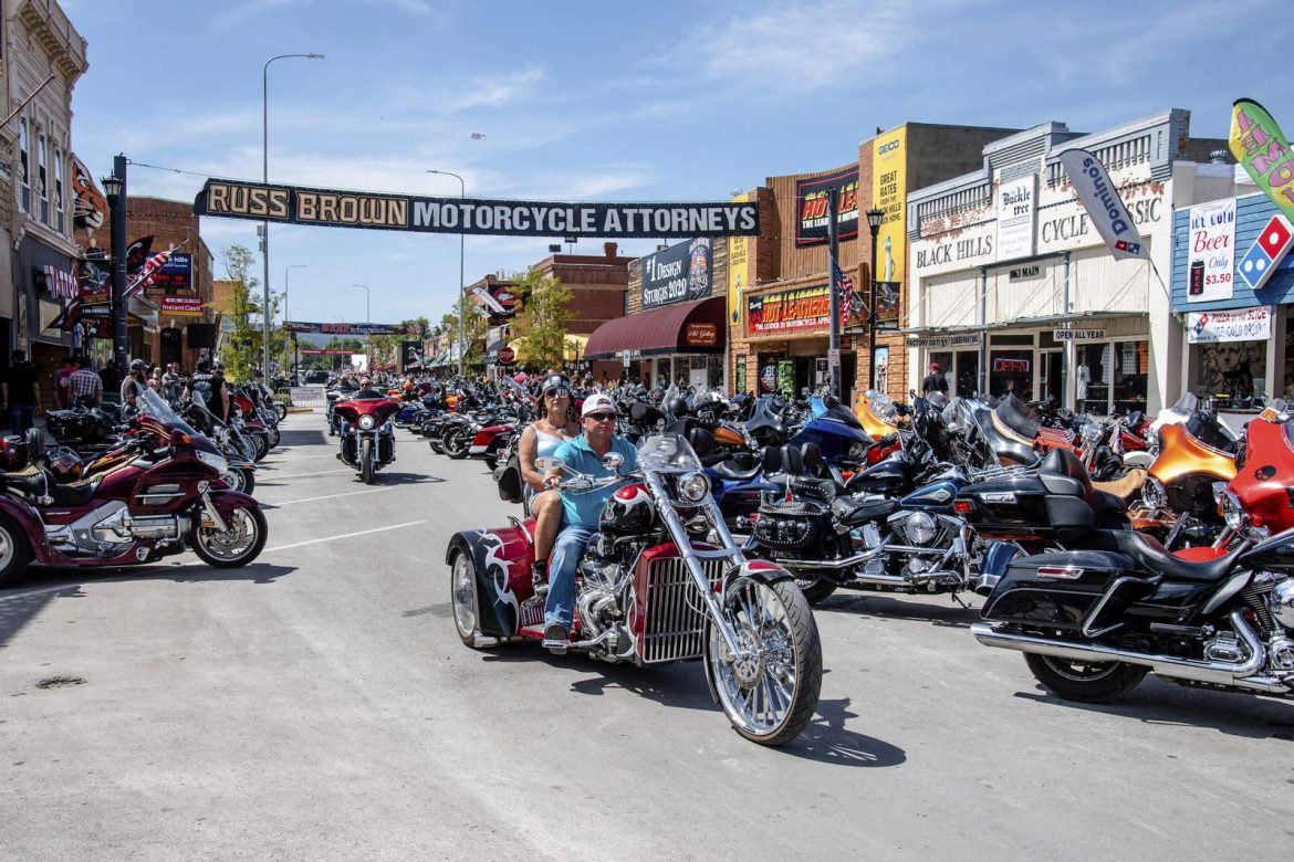 Study: Motorcycle rally sparked COVID-19 cases in next state
