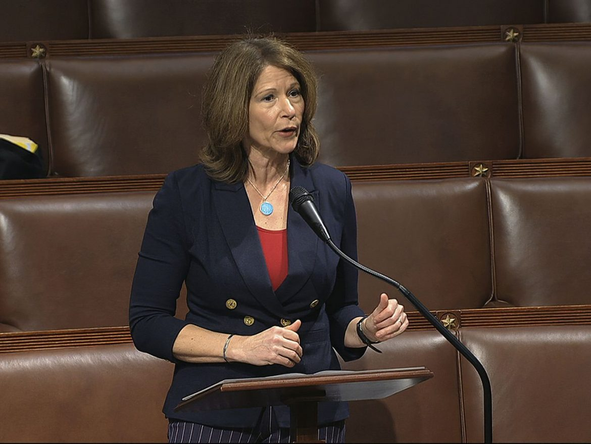 Rep. Cheri Bustos self-isolates after positive COVID-19 test