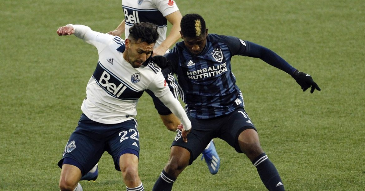 Galaxy's season ends with 3-0 loss to Vancouver