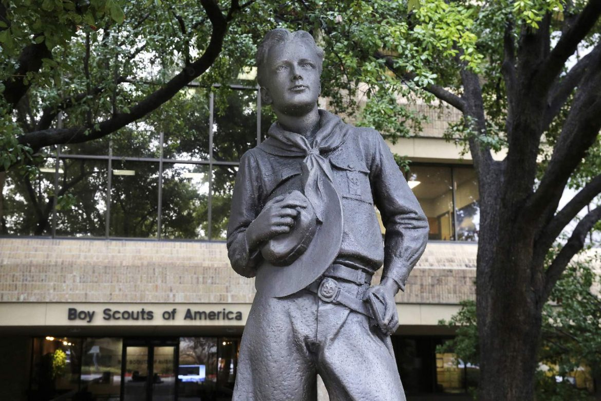 About 90K sex abuse claims filed in Boy Scouts bankruptcy