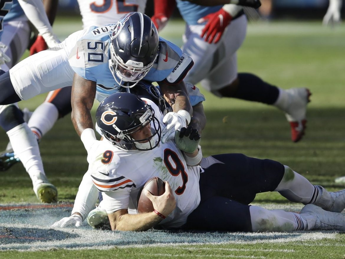 Halas Intrigue Episode 134: The Bears lose ugly