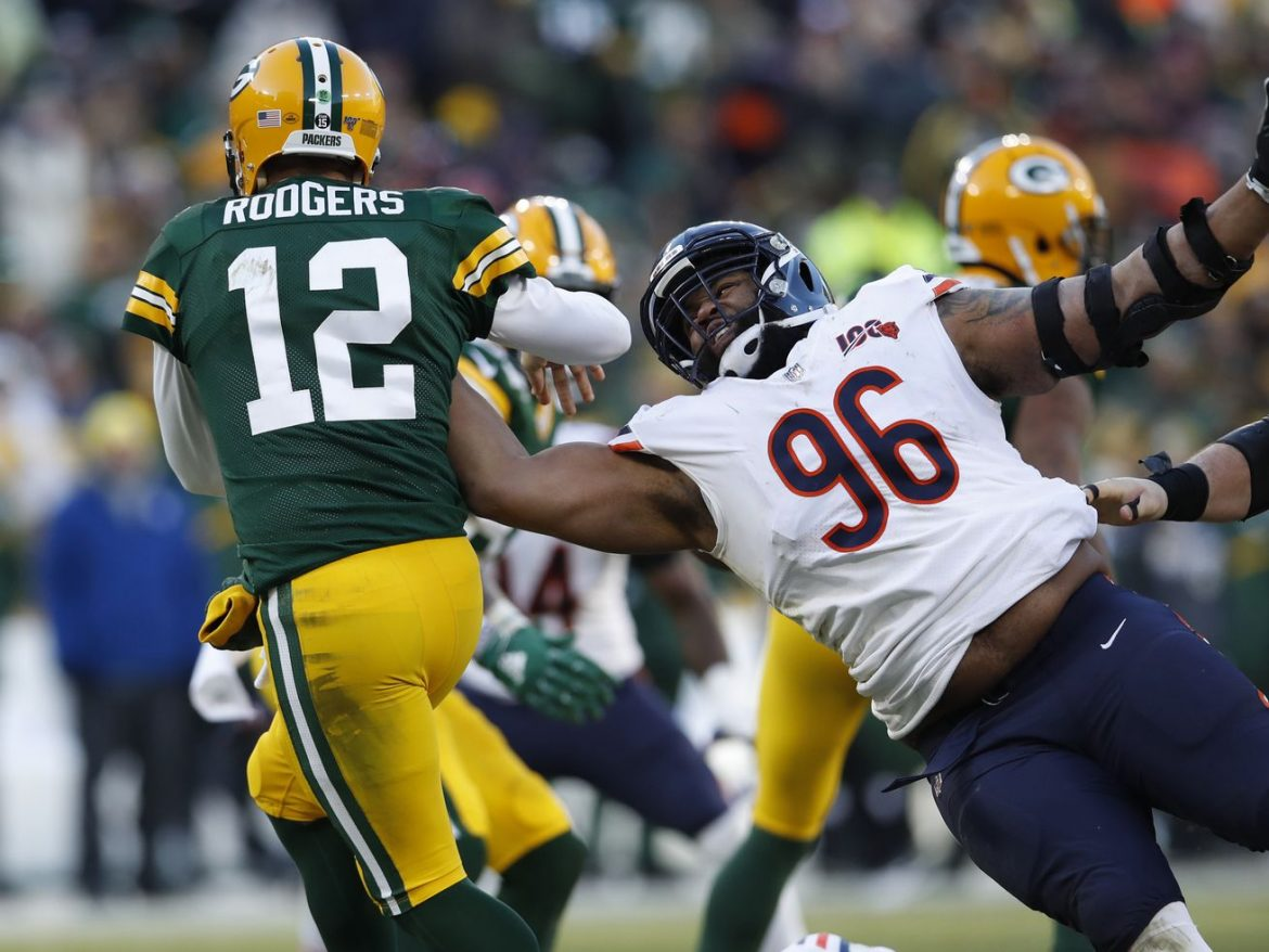 Bears likely need win over Packers to keep playoff hopes alive