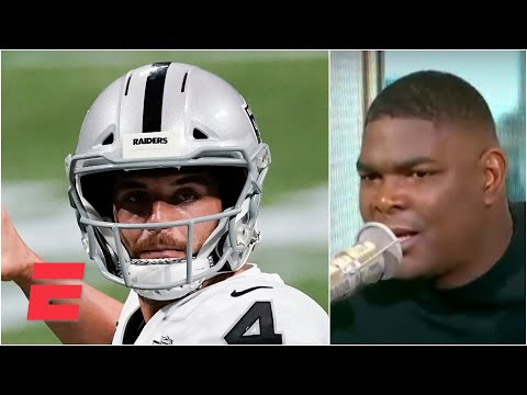 Keyshawn reacts to Raiders' 43-6 loss vs. Falcons: 'I don't know where to start!'   KJZ