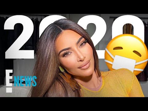 Kim Kardashian Sums Up 2020 in One Perfect Photo | E! News