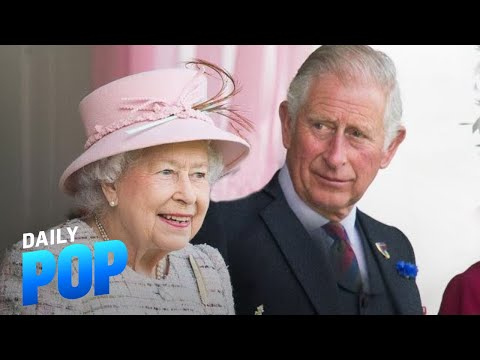 Will Queen Elizabeth Pass the Throne Down to Prince Charles? | Daily Pop | E! News