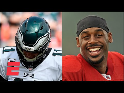 Carson Wentz will never be Donovan McNabb and the Eagles paid him too early – Keyshawn Johnson   KJZ