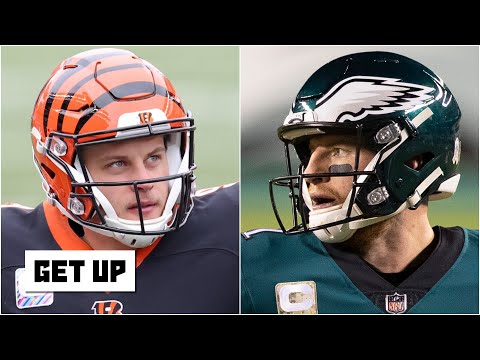 Why Joe Burrow has impressed & Carson Wentz has disappointed this season   Get Up