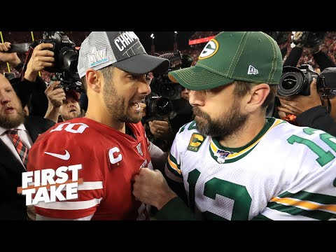 Max Kellerman can't call Packers' Week 9 matchup vs. the 49ers a 'must-win' | First Take