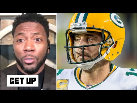 'Aaron Rodgers is on fire right now!' – Ryan Clark reacts to Packers vs. 49ers Week 9 | Get Up