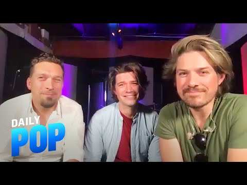 Hanson Has New Music & Another Baby on the Way! | Daily Pop | E! News