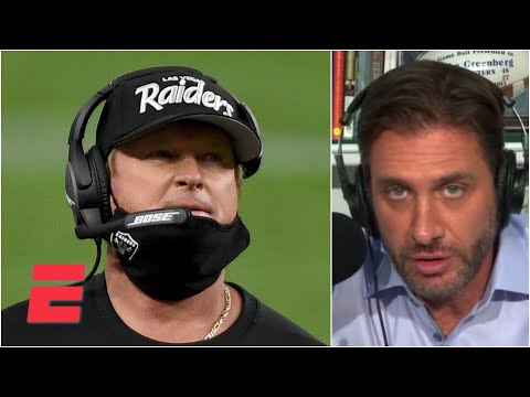 #Greeny reacts to the Raiders losing money and a draft pick for repeated COVID-19 violations