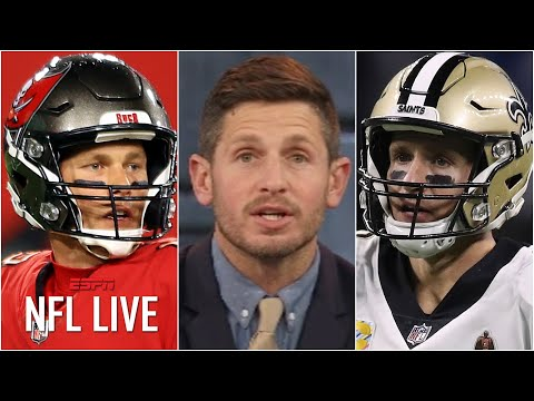 Breaking down what went wrong for the Bucs vs. the Saints   NFL Live