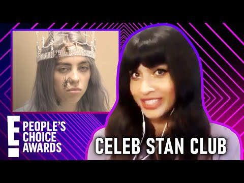 "Jameela Jamil Is ""Silly"" Eilish: E! Celeb Stan Club"
