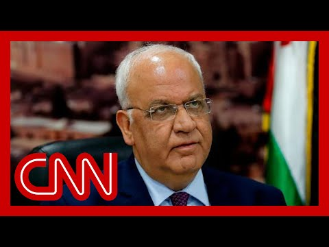 A look back at the PLO's Saeb Erekat's life and career